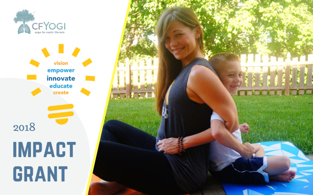 CF Yogi receives an Impact Grant!
