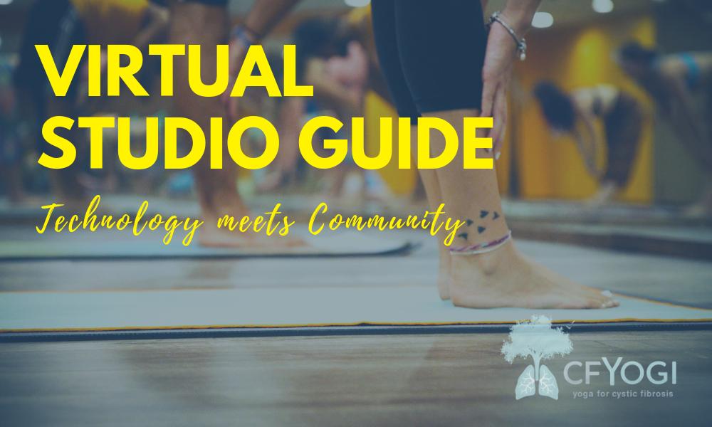 Virtual Yoga Studio Guide