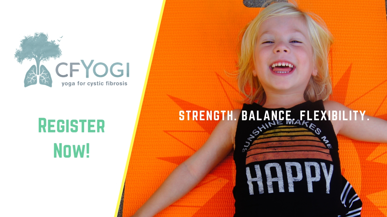 Yoga for Cystic Fibrosis