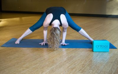Upside Down with CF: Are Yoga Inversions Helpful or Harmful?