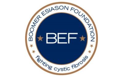Ready. Set. GROW! Thank you Boomer Esiason Foundation!