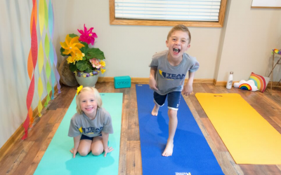 10 Ways Yoga Can Benefit Kids with Cystic Fibrosis