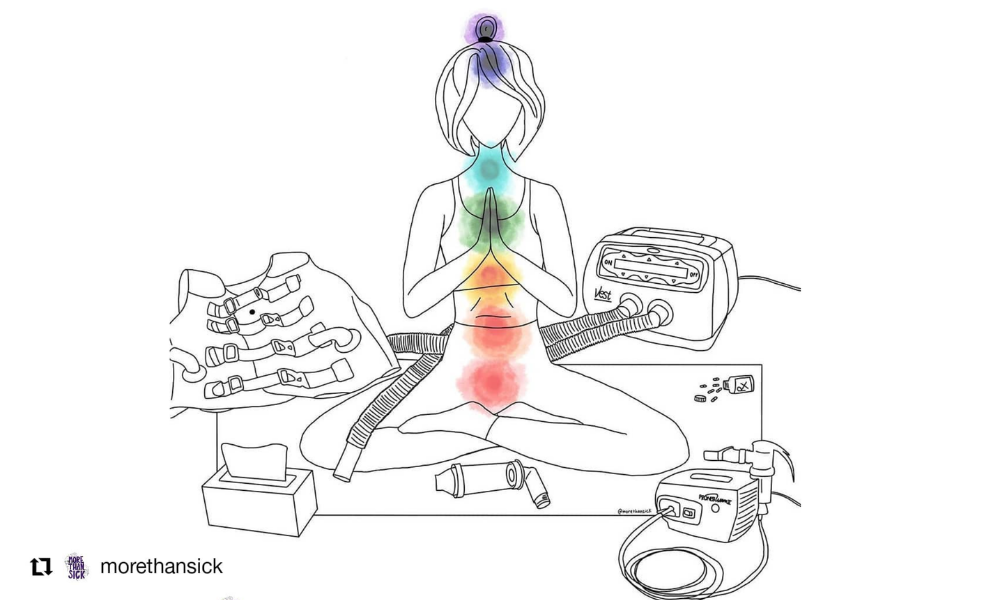 What are the chakras (and why do they matter to people with CF)?
