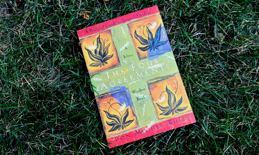 October Book Club: The Four Agreements