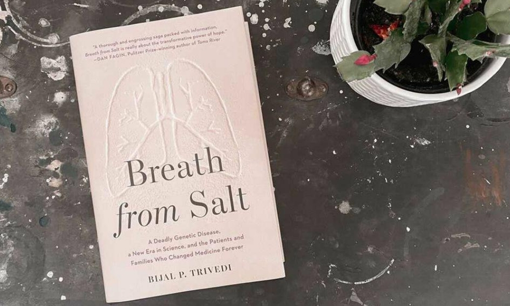 Book Club: Breath From Salt