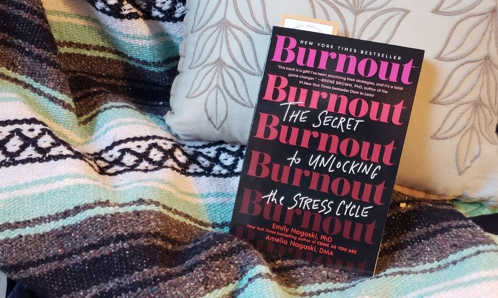 Book Club: Burnout – The Secret to Unlocking the Stress Cycle